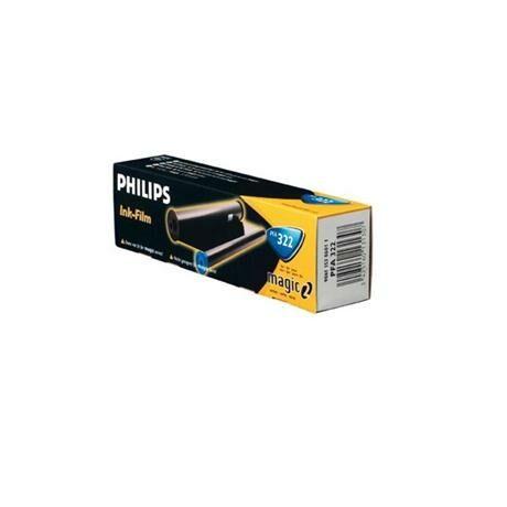 Philips PFA 321/322 eredeti fax fólia