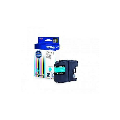 Brother LC525XL kék eredeti tintapatron