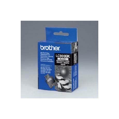 Brother LC900 fekete eredeti tintapatron