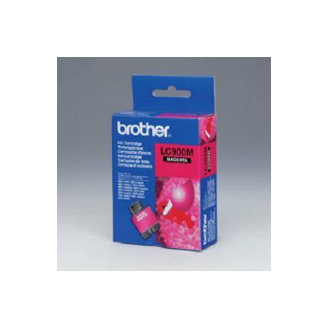Brother LC900 magenta eredeti tintapatron