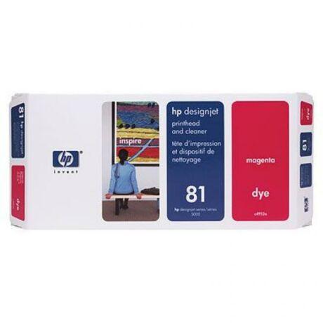 HP C4952A No.81 magenta eredeti nyomtatófej