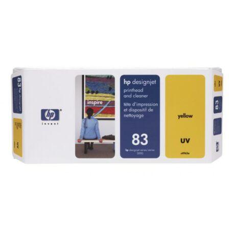 HP C4963A No.83 sárga eredeti nyomtatófej