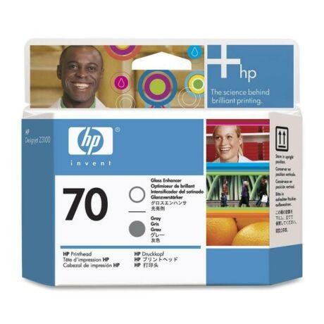 HP C9410A No.70 szürke eredeti nyomtatófej