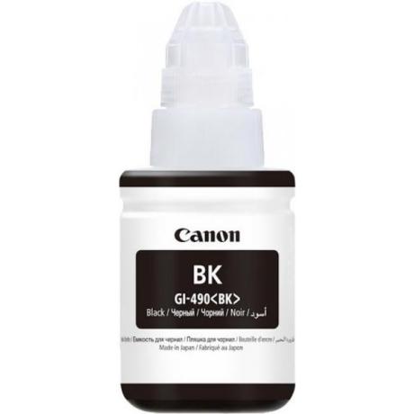 Canon GI-490 fekete eredeti tintapatron