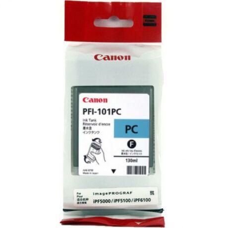 Canon PFI-101 fotó kék eredeti tintapatron