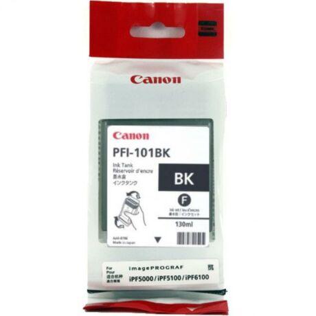 Canon PFI-101 fekete eredeti tintapatron