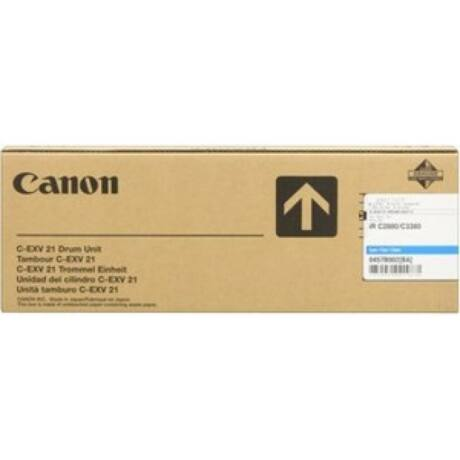 Canon C-EXV21 kék eredeti dobegység