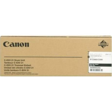 Canon C-EXV21 fekete eredeti dobegység