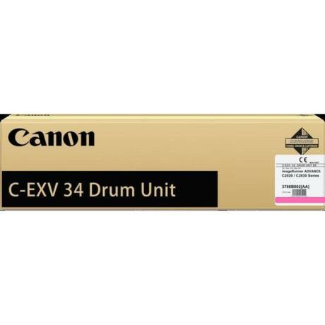 Canon C-EXV34 magenta eredeti dobegység