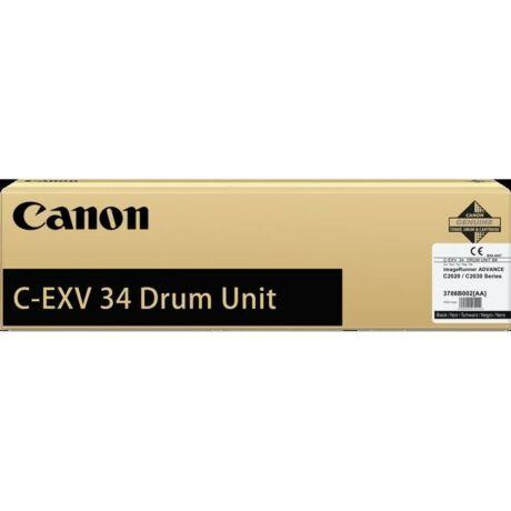 Canon C-EXV34 fekete eredeti dobegység