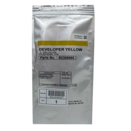 Ricoh MPC3500 sárga eredeti developer (2309680)