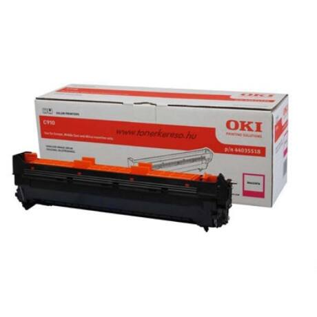 Oki[C-910,920 WT] magenta eredeti dobegység (44035518)