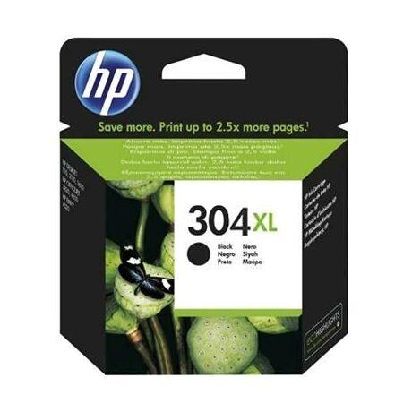 HP N9K08AE No.304XL fekete eredeti tintapatron
