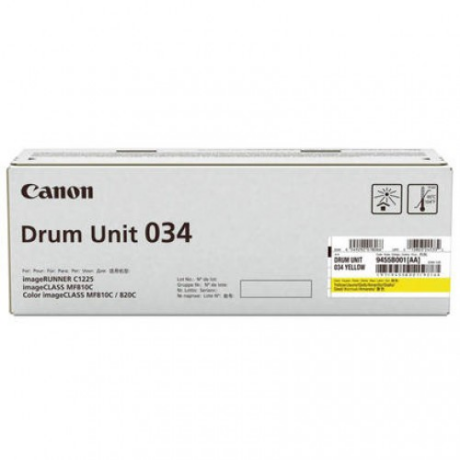 Canon IRC1225 sárga eredeti dobegység
