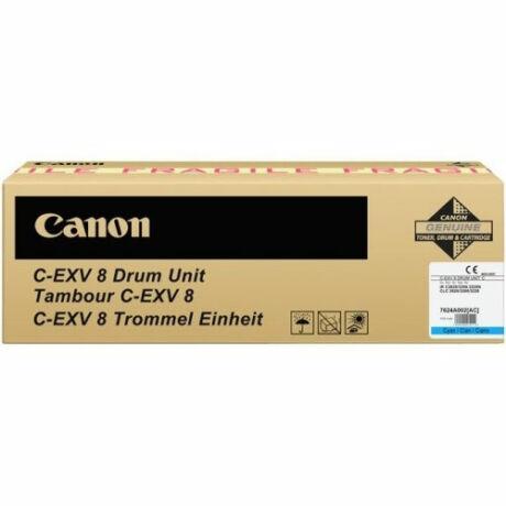 Canon IRC3200 kék eredeti dobegység (C-EXV8)
