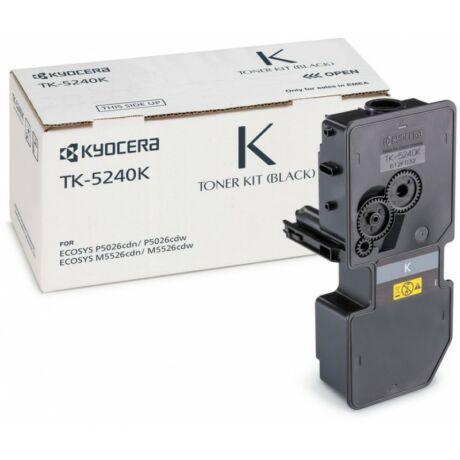 Kyocera TK-5240 fekete eredeti toner