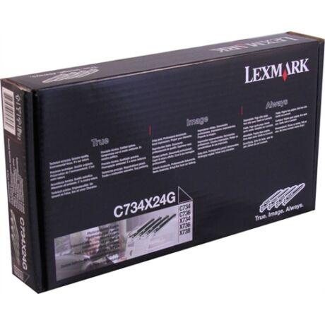 Lexmark C734/X734 eredeti dobegység multipack