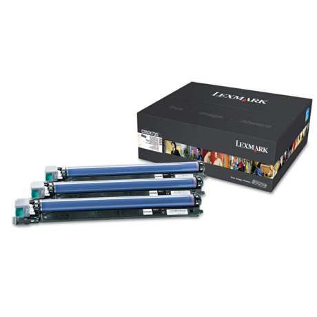 Lexmark C950/X950 eredeti dobegység triopack