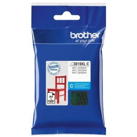 Brother LC3619XL kék eredeti tintapatron