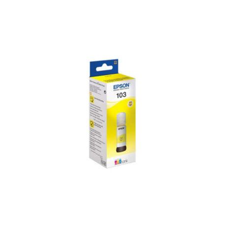 Epson T00S4 (103) sárga eredeti tinta