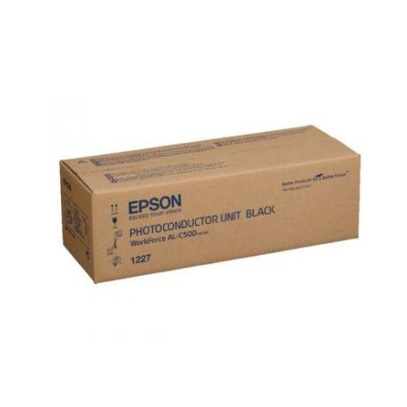Epson C500 fekete eredeti dobegység (S051227)