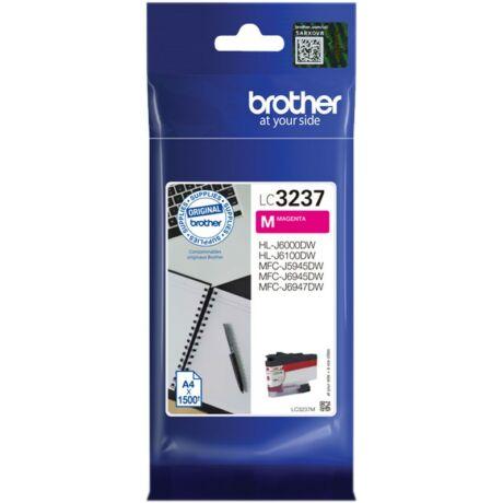Brother LC3237 magenta eredeti tintapatron