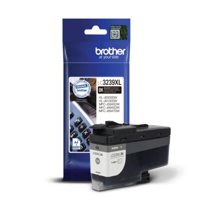 Brother LC3239XL fekete eredeti tintapatron