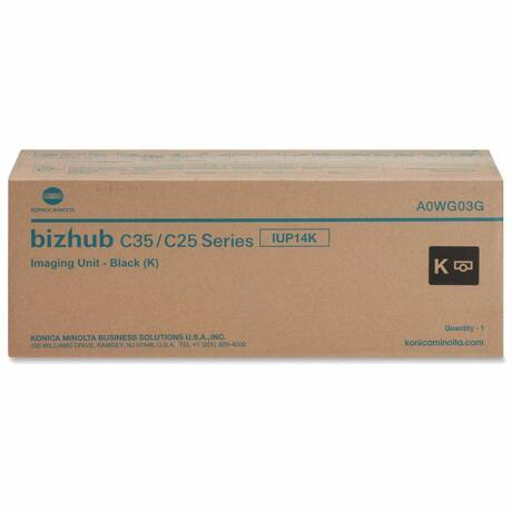 Konica Minolta Bizhub C35 [IUP14K] fekete eredeti dobegység