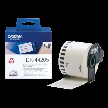 Brother DK-44205 fehér eredeti öntapadós címke 62mm