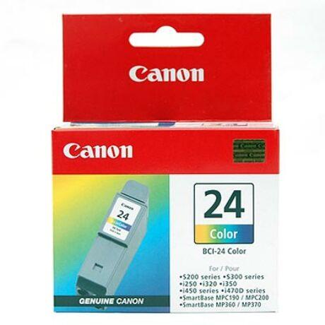 Canon BCI-24 színes eredeti tintapatron