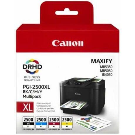 Canon PGI-2500XL eredeti tintapatron multipack