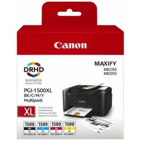 Canon PGI-1500XL eredeti tintapatron multipack