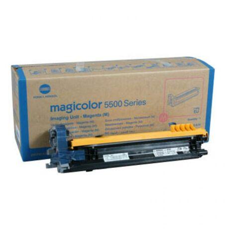 Konica Minolta Magicolor 4650/5550/5570 magenta eredeti dobegység