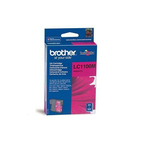Brother LC1100 magenta eredeti tintapatron