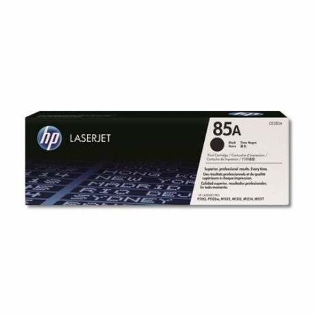 HP CE285A (85A) fekete eredeti toner