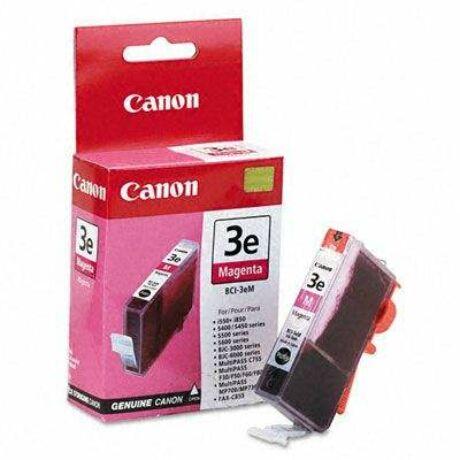 Canon BCI-3e magenta eredeti tintapatron