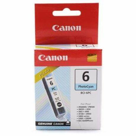 Canon BCI-6 fotó kék eredeti tintapatron