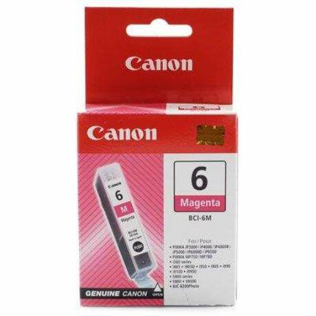 Canon BCI-6 magenta eredeti tintapatron