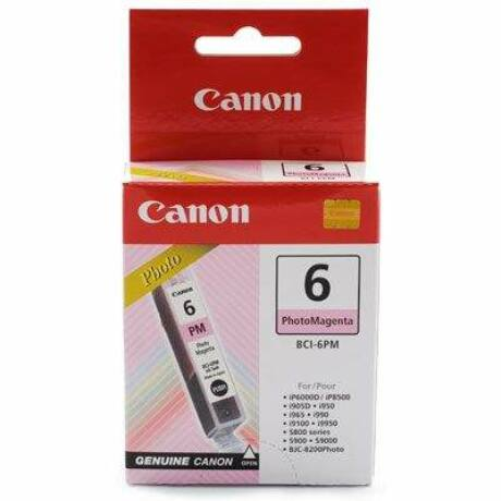 Canon BCI-6 fotó magenta eredeti tintapatron
