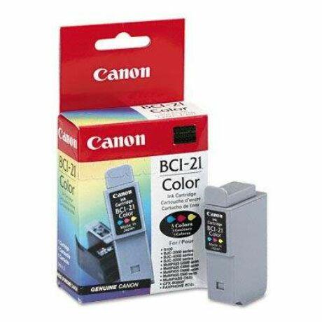 Canon BCI-21 színes eredeti tintapatron