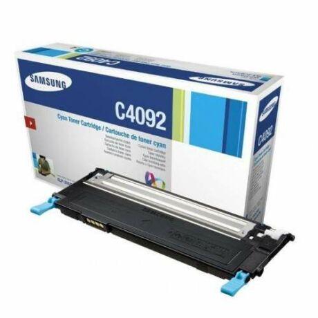 Samsung CLP-310/315 (CLT-C4092S) kék eredeti toner [SU005A]