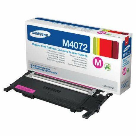 Samsung CLP-320/325 (CLT-M4072S) magenta eredeti toner [SU262A]