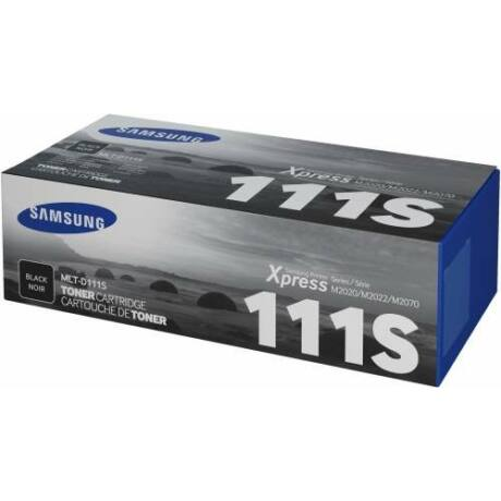 Samsung SL-M2020 [MLT-D111S] fekete eredeti toner (SU810A)