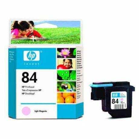 HP C5021A No.84 világos magenta eredeti nyomtatófej