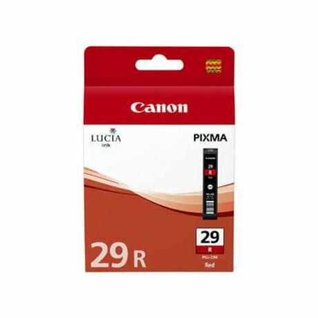 Canon PGI-29R piros eredeti tintapatron