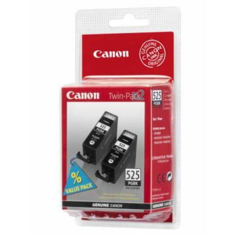 Canon PGI-520BK fekete eredeti tintapatron duplacsomag