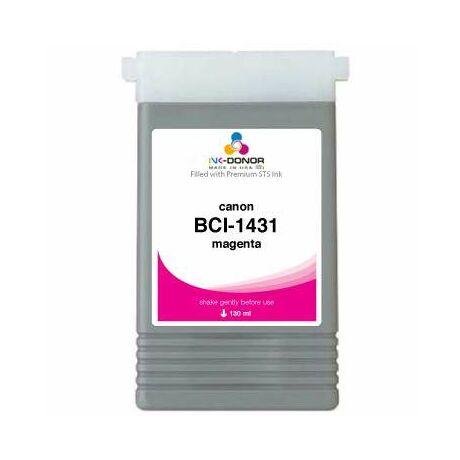Canon BCI-1431 magenta eredeti tintapatron