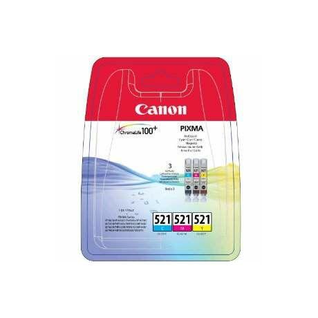 Canon CLI-521 színes eredeti tintapatron multipack