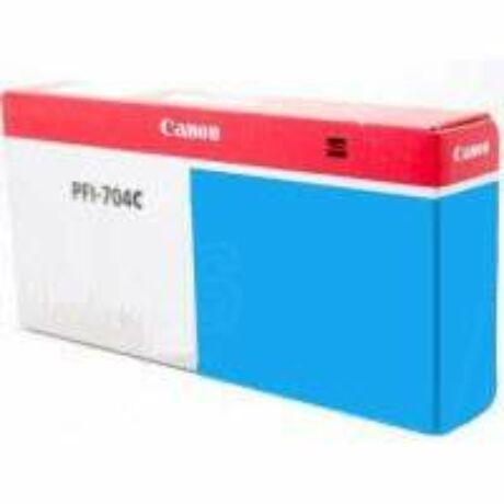 Canon PFI-704C kék eredeti tintapatron