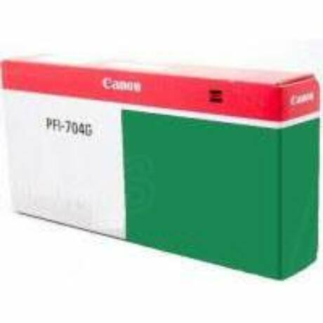 Canon PFI-704G zöld eredeti tintapatron
